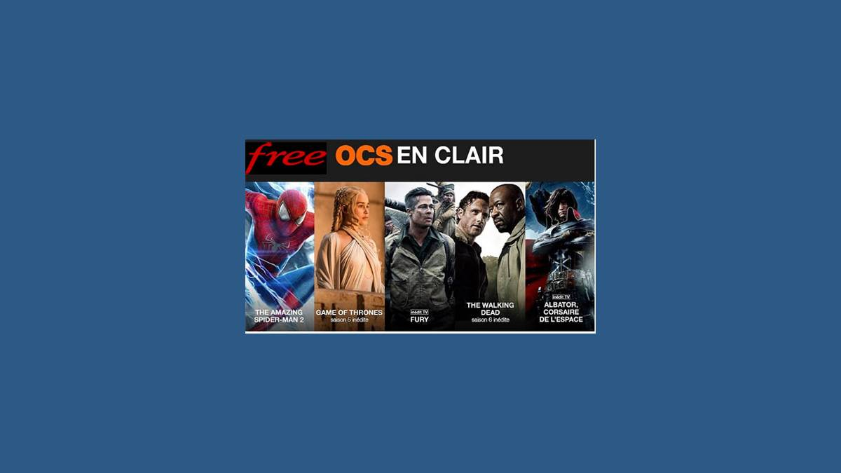 Freebox Aktu TV OCS