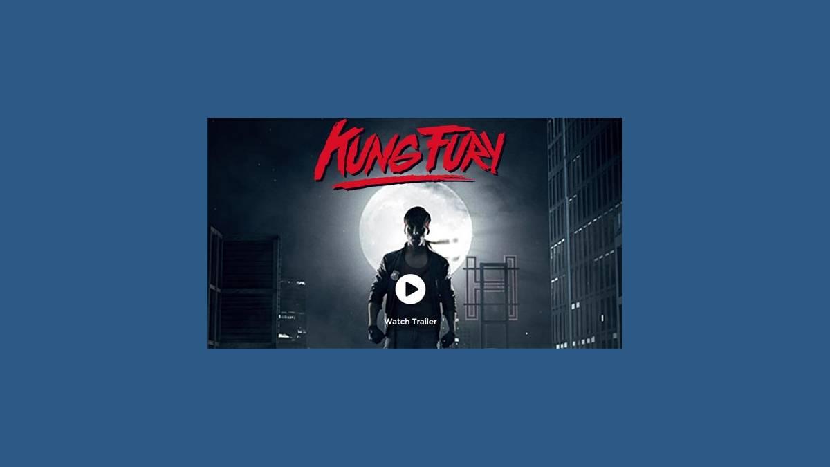 Kung Fury le court métrage (capture)