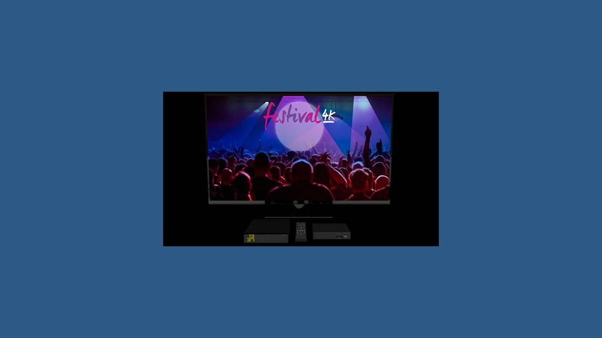 Festival 4K Free TV