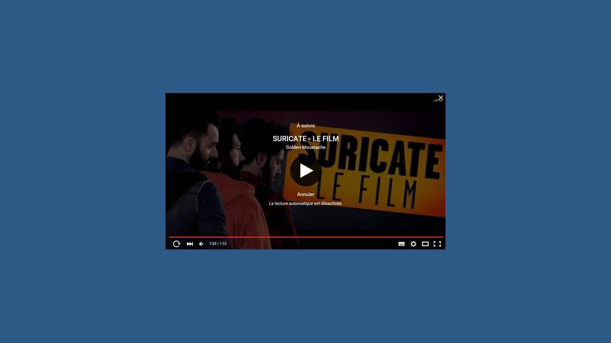 Le film Les Dissociés by Suricate