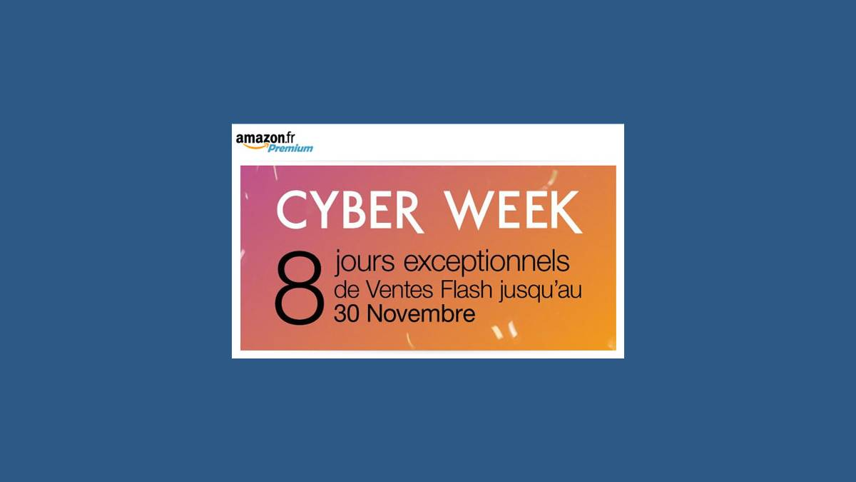 Amazon Cyber Week Comté VS Caviar