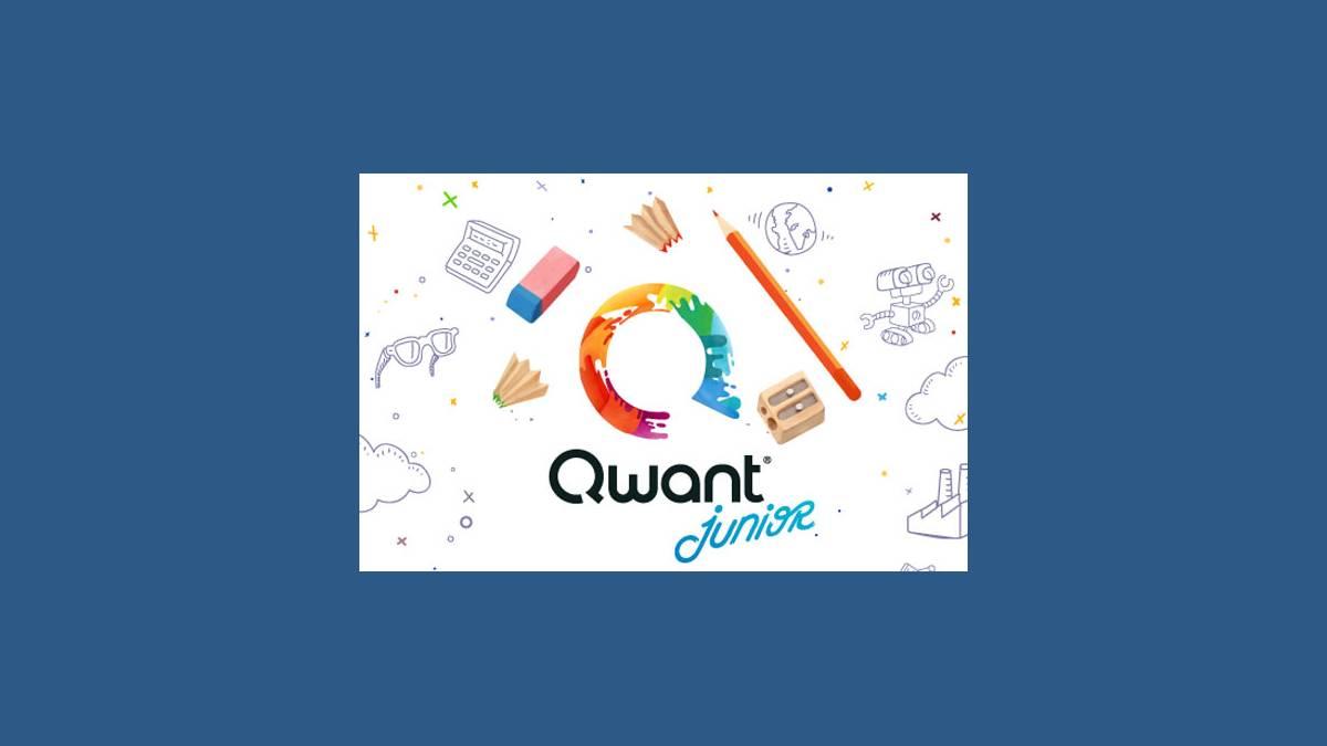 Le moteur de recherche Qwant Junior