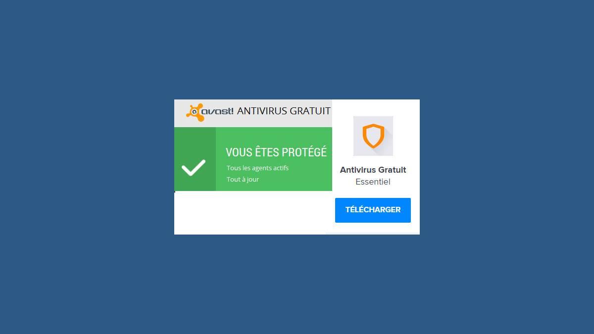 Avast 2016 antivirus gratuit