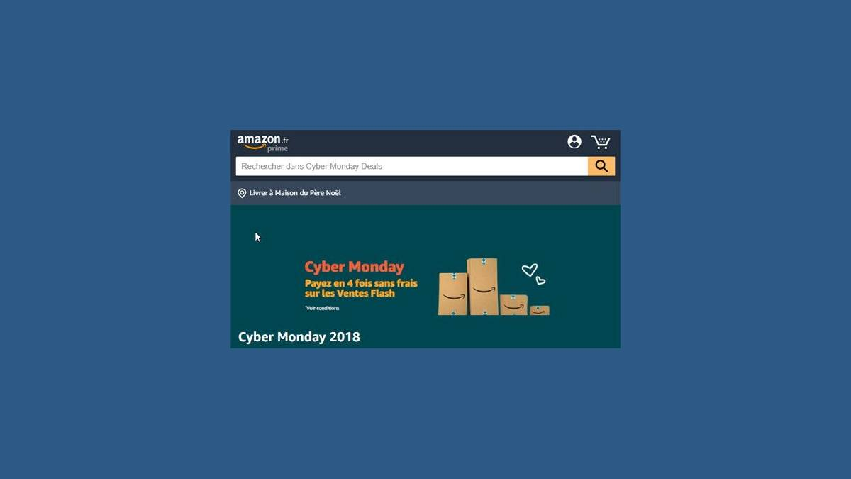 Amazon Cyber Monday Deals 2018