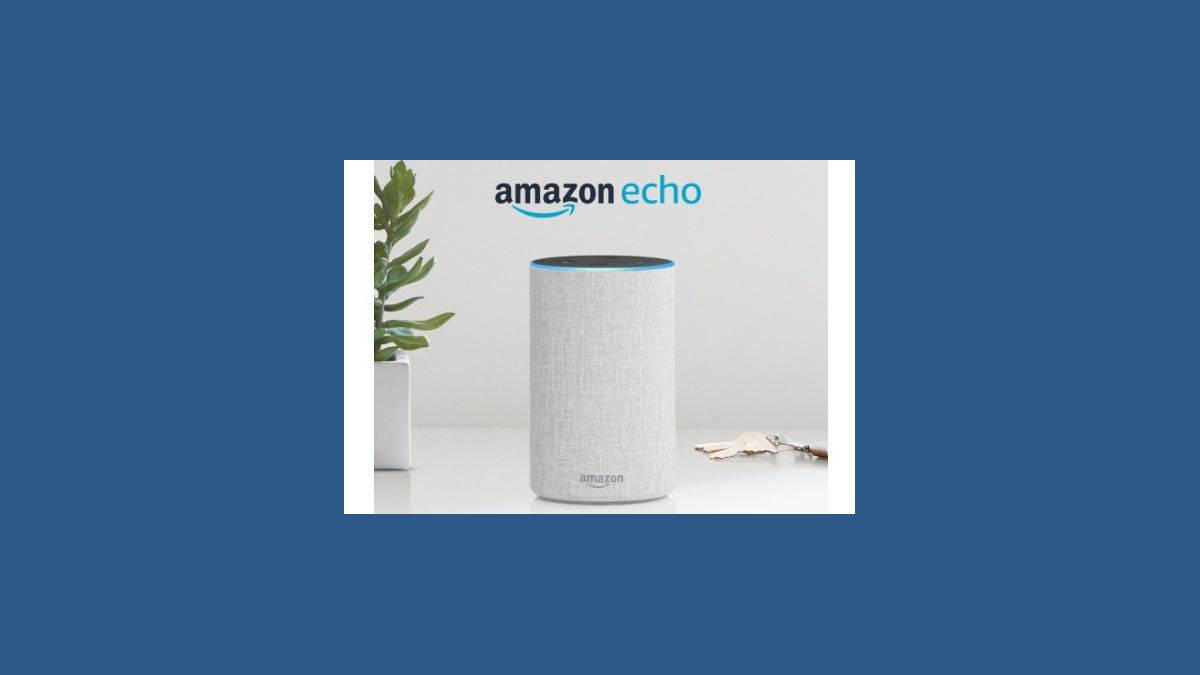 Amazon Echo débarque en France