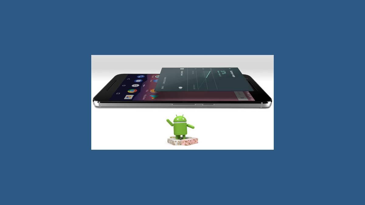 Android Nougat J7 2016 utilisation de la batterie