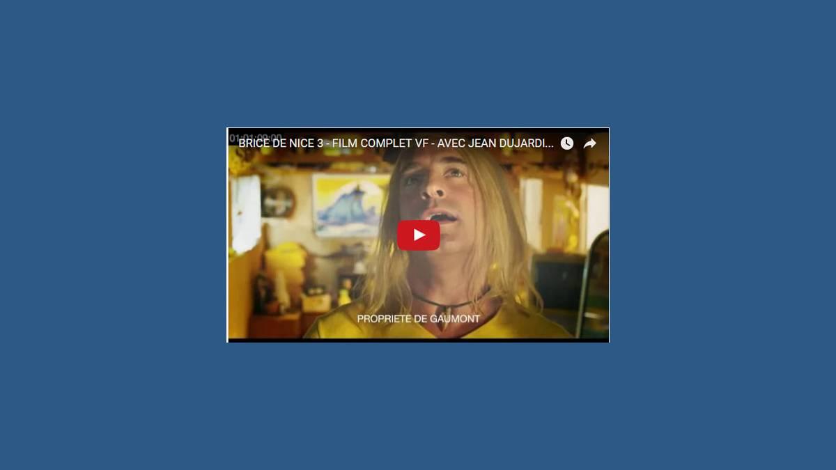 Brice de Nice 3 le film complet en VF