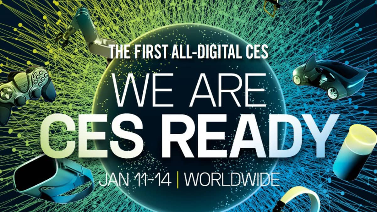 Digital CES 2021 de Las Vegas