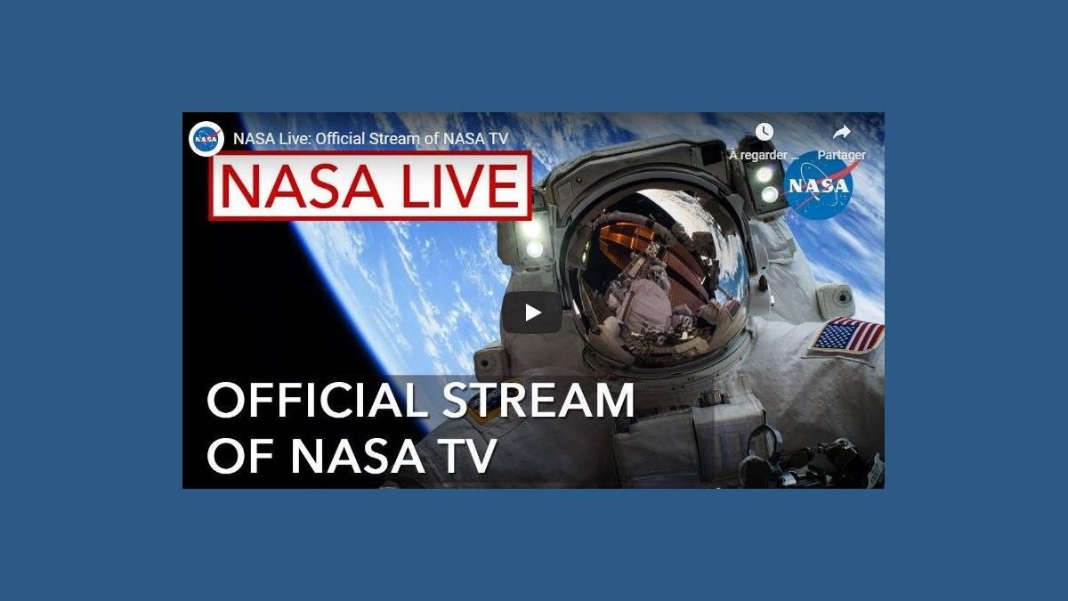 Live Internet - amarrage de Crew Dragon à l'ISS