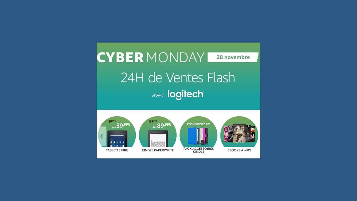 Le Cyber Monday sur Amazon.fr