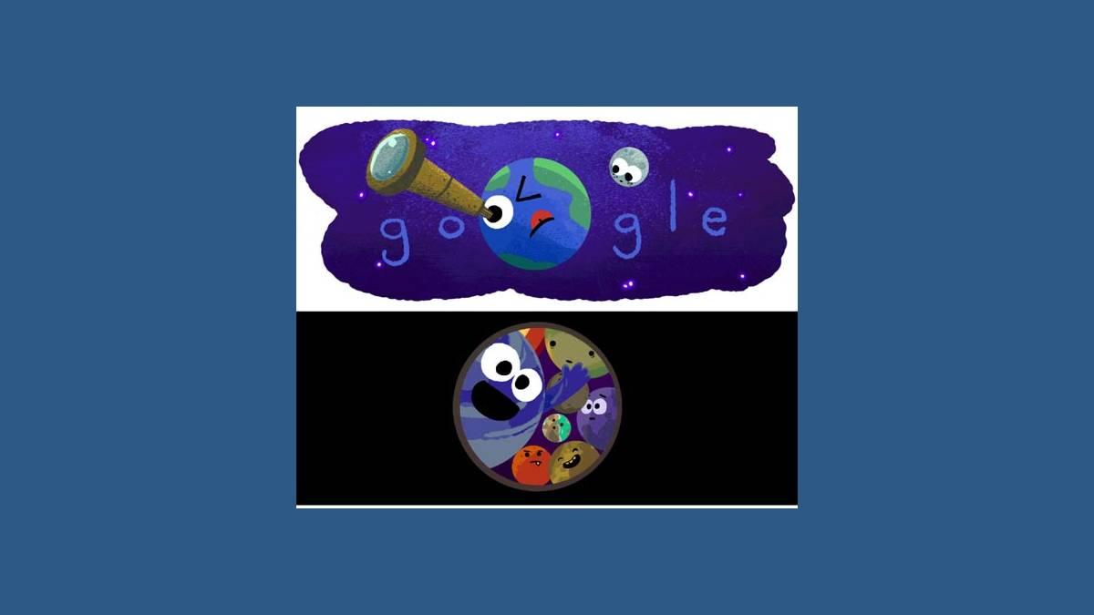 Doodle découverte 7 exoplanètes