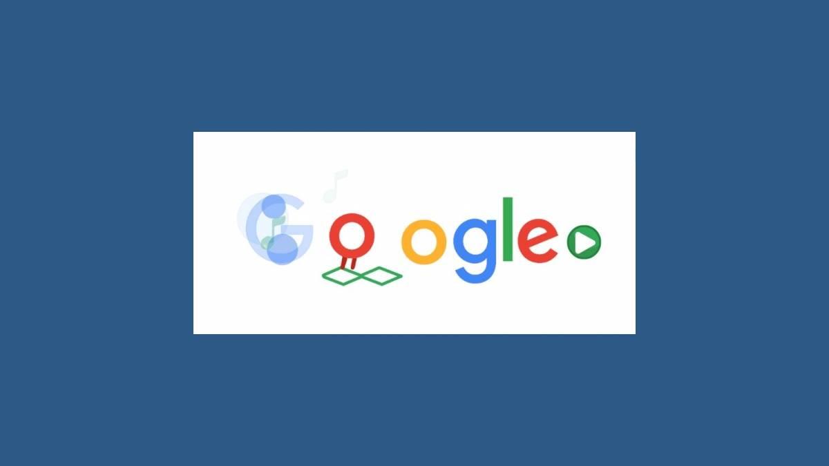 Google et son Doodle Fischinger