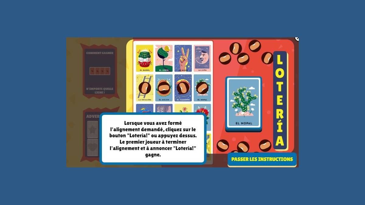 Google et son Doodle Loteria