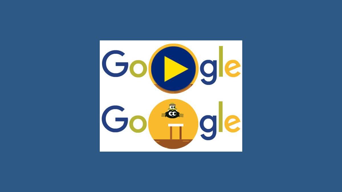 3ème jour des Doodle Fruit Games (Google)