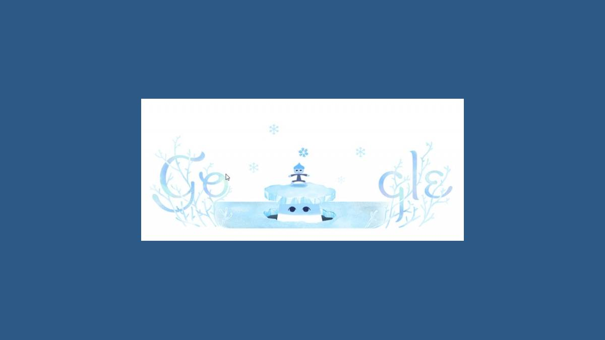 Doodle Solstice d'hiver 2018