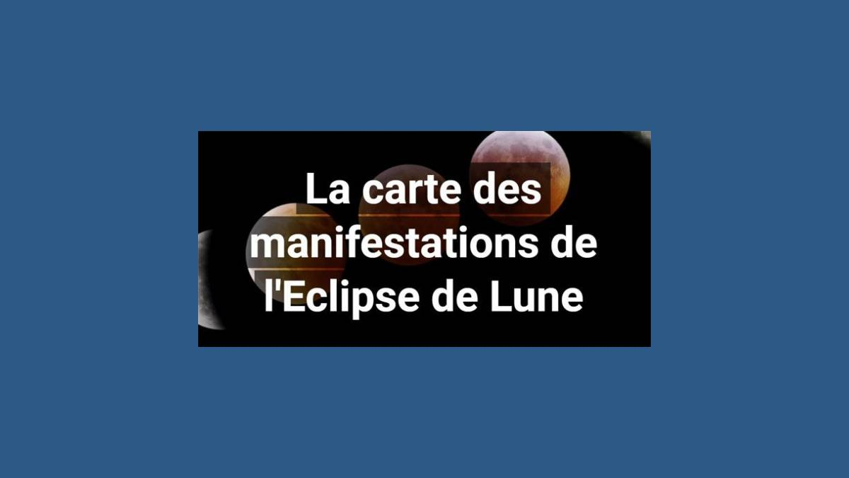 Éclipse totale de la Lune du 27 juillet 2018