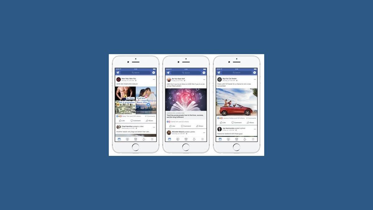 Facebook spam et cybersécurité