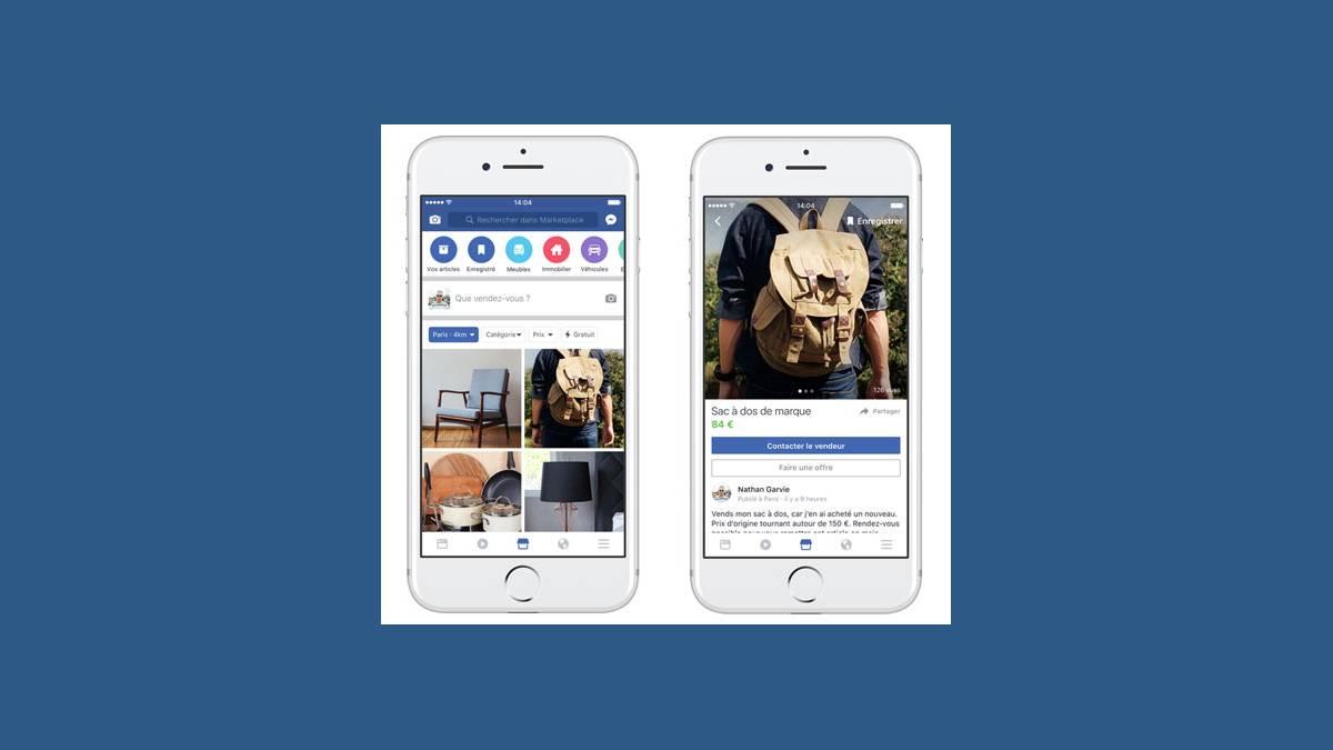 Facebook Marketplace Smartphone