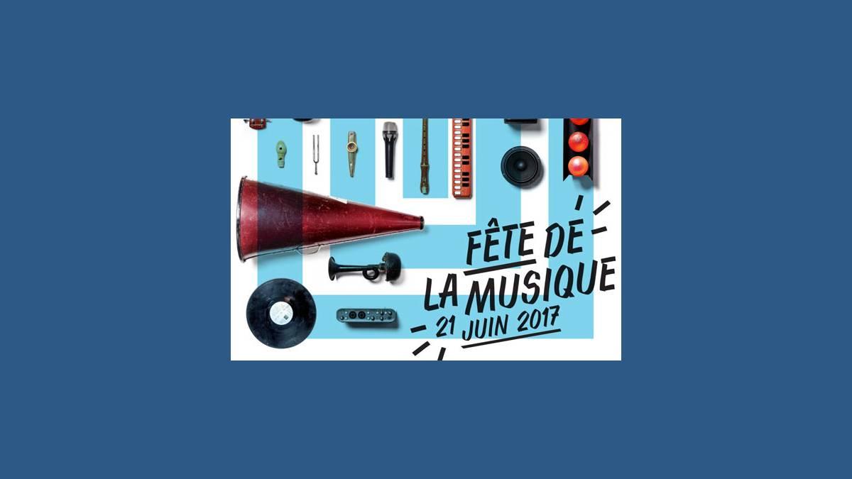 36e édition de la Fête de la musique 2017