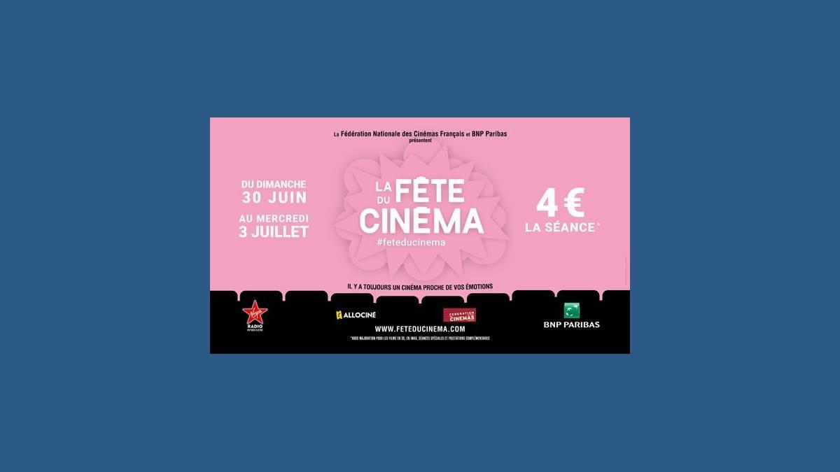Fête du cinéma 2019 (35e édition)