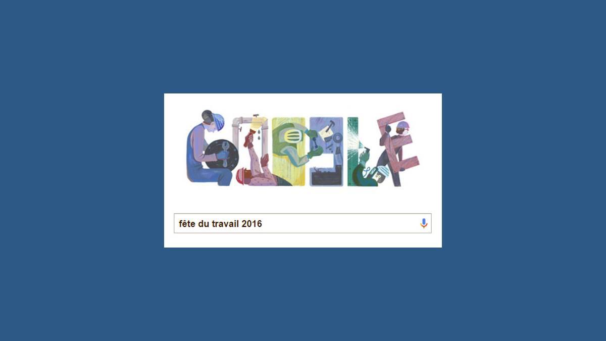 Doodle fête du Travail 2016