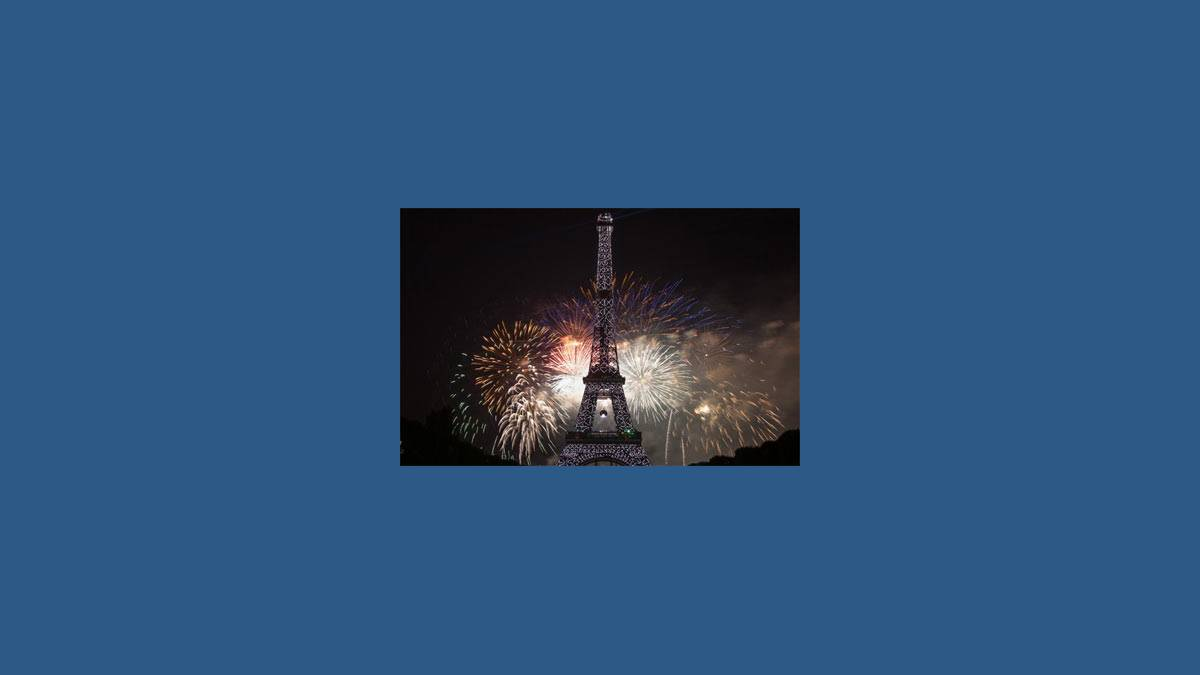 Feu d'artifice 2016 en Live streaming sur Internet