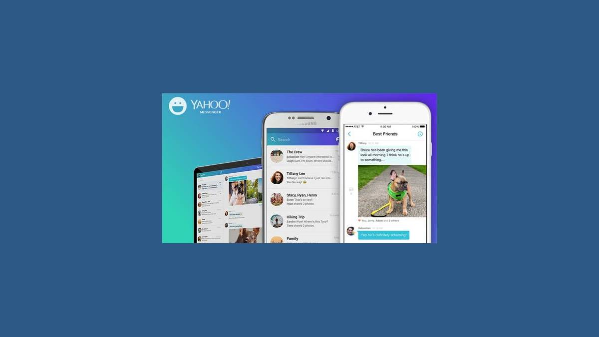 Yahoo Messenger ferme ses portes