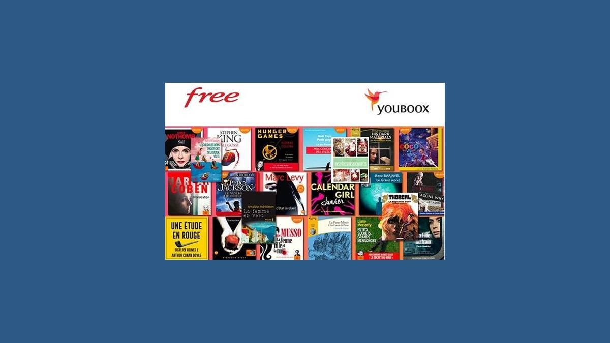 Offre Youboox One à 0,99 € chez Free en 2020