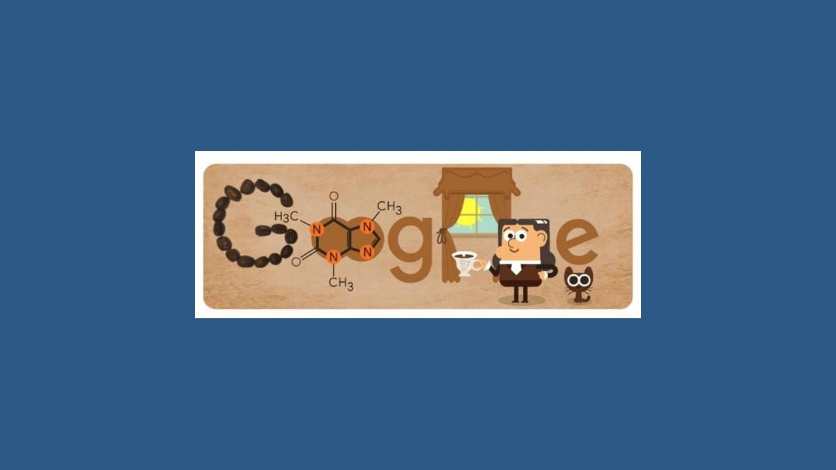 Doodle Google il y a 225 ans naissait Friedlieb Ferdinand Runge