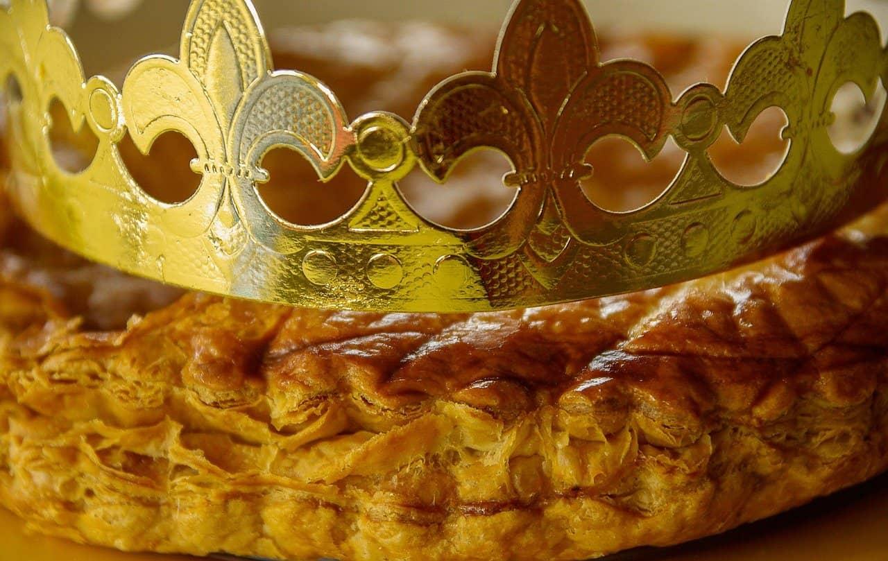 Galette des Rois, couronne de galette (Pixabay)