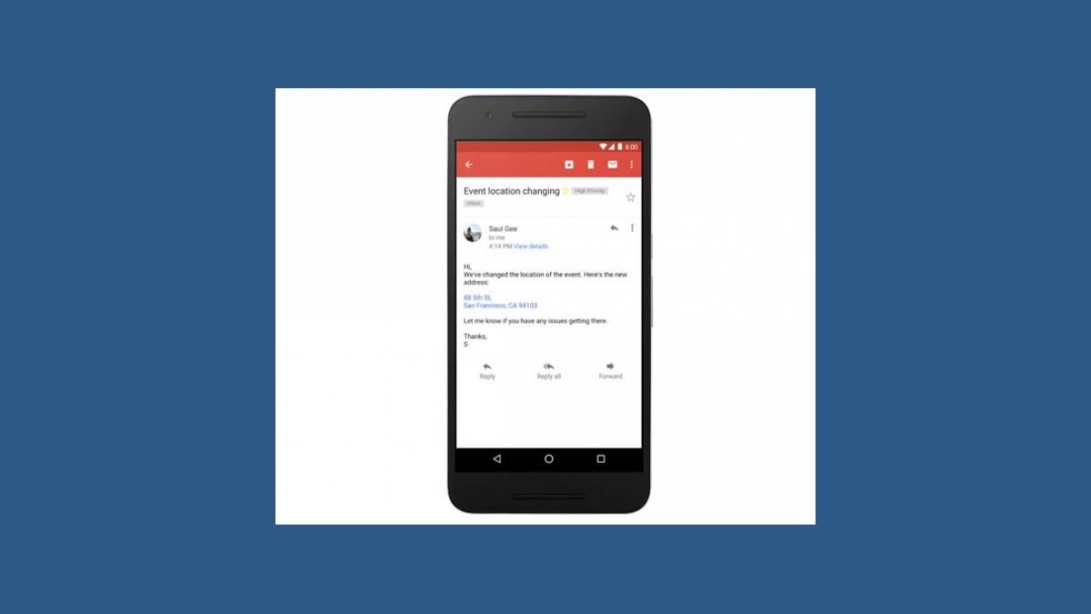 Mise à jour Gmail et Inbox de Gmail