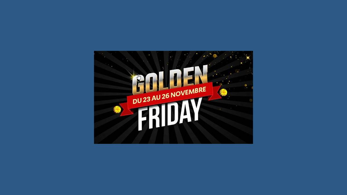 Le Golden Friday de la FDJ #BlackFriday