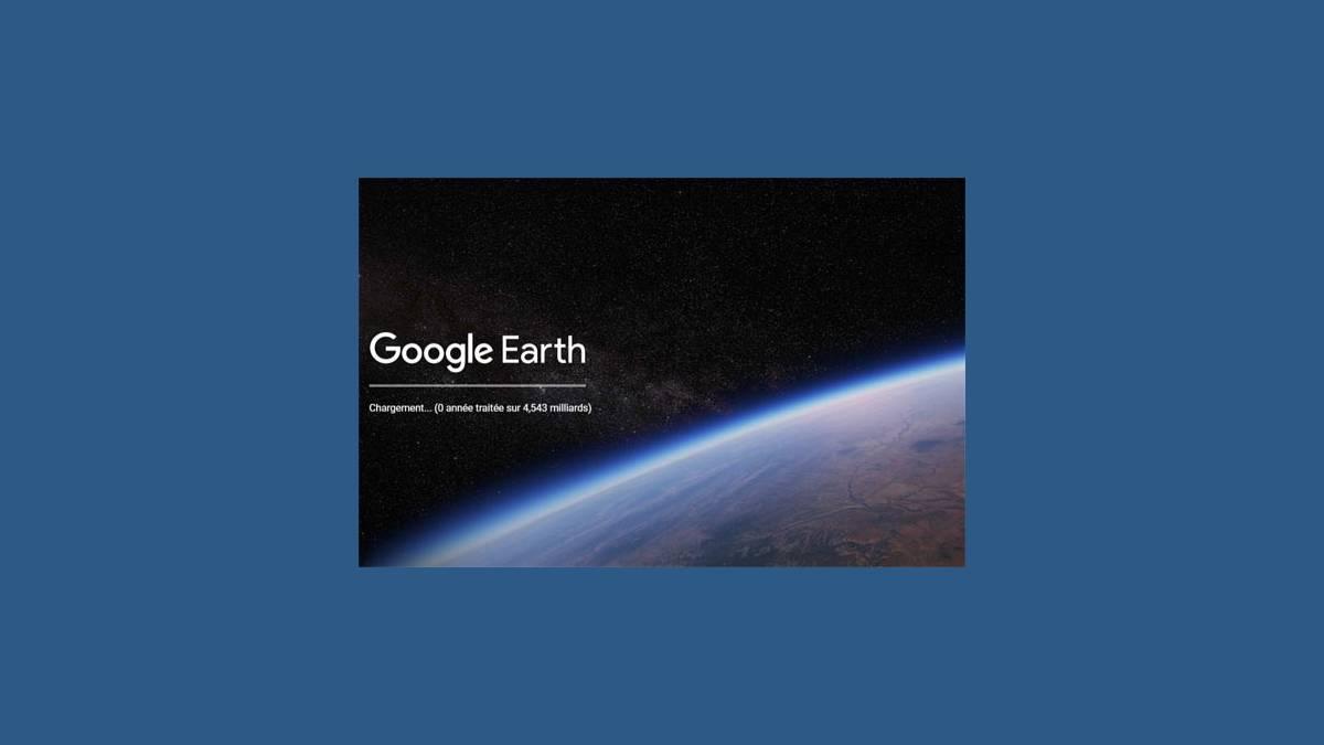 Google Earth - Votre maison vue du ciel