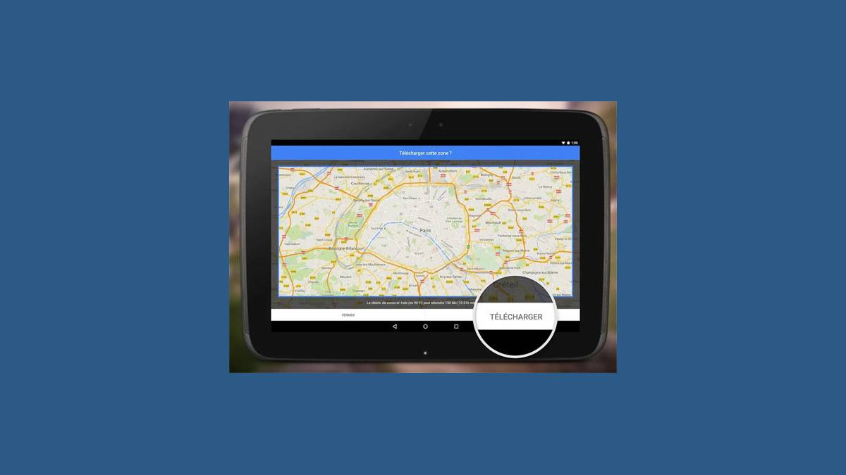 Mise à jour Google Maps iOS et Android
