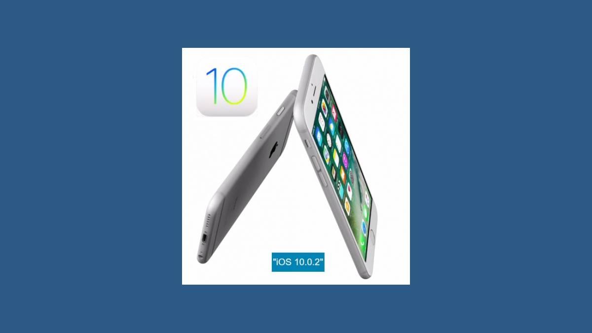 Mise à jour iOS 10.0.2 bug son