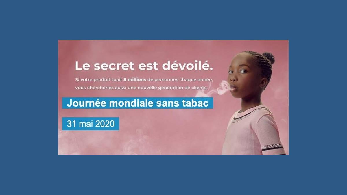 Journée mondiale sans tabac Who.int / OMS