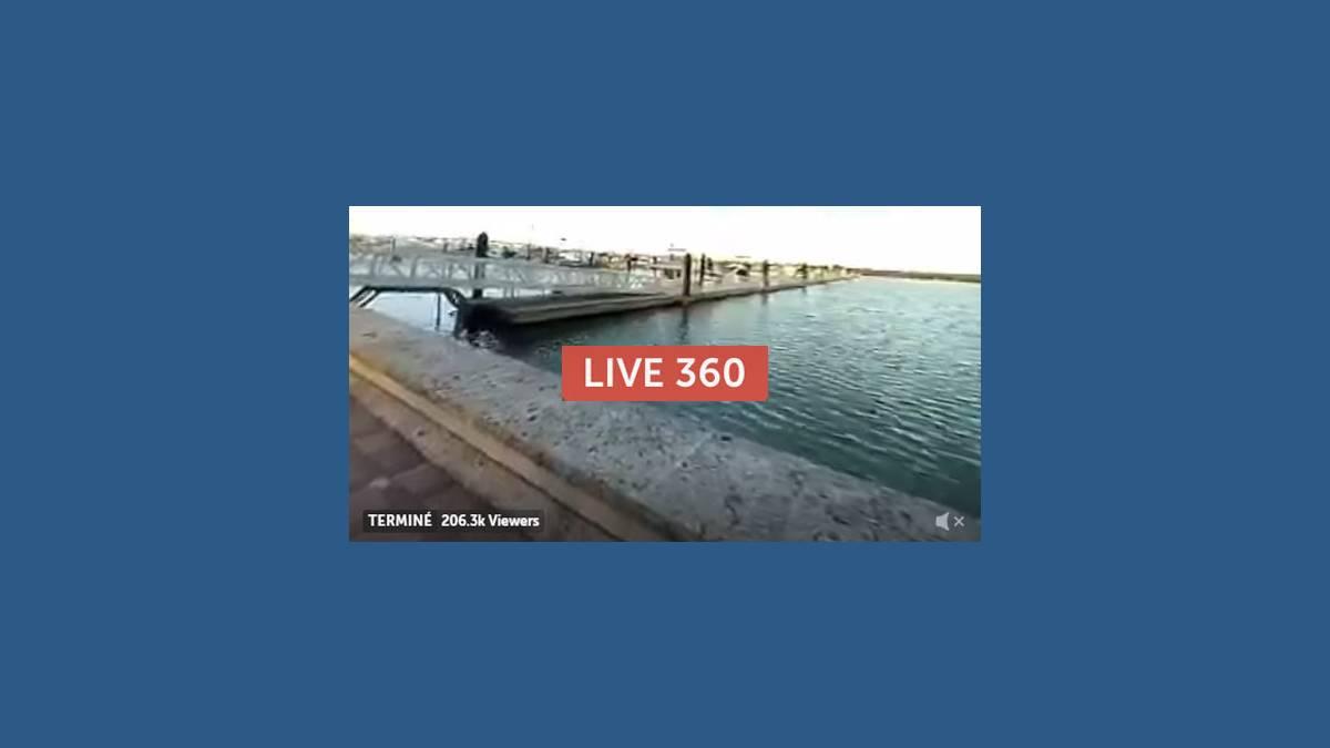 Twitter - Periscope et les vidéos à 360 degrés
