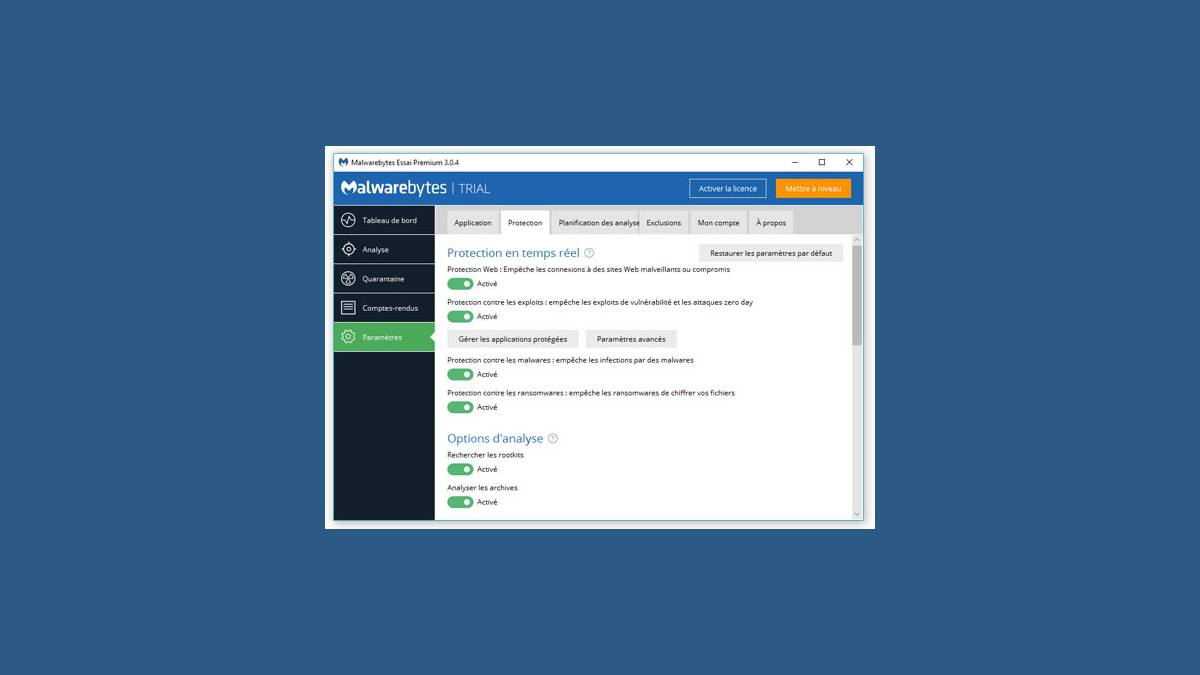 Malwarebytes, AdwCleaner, malwares, rootkit, pup