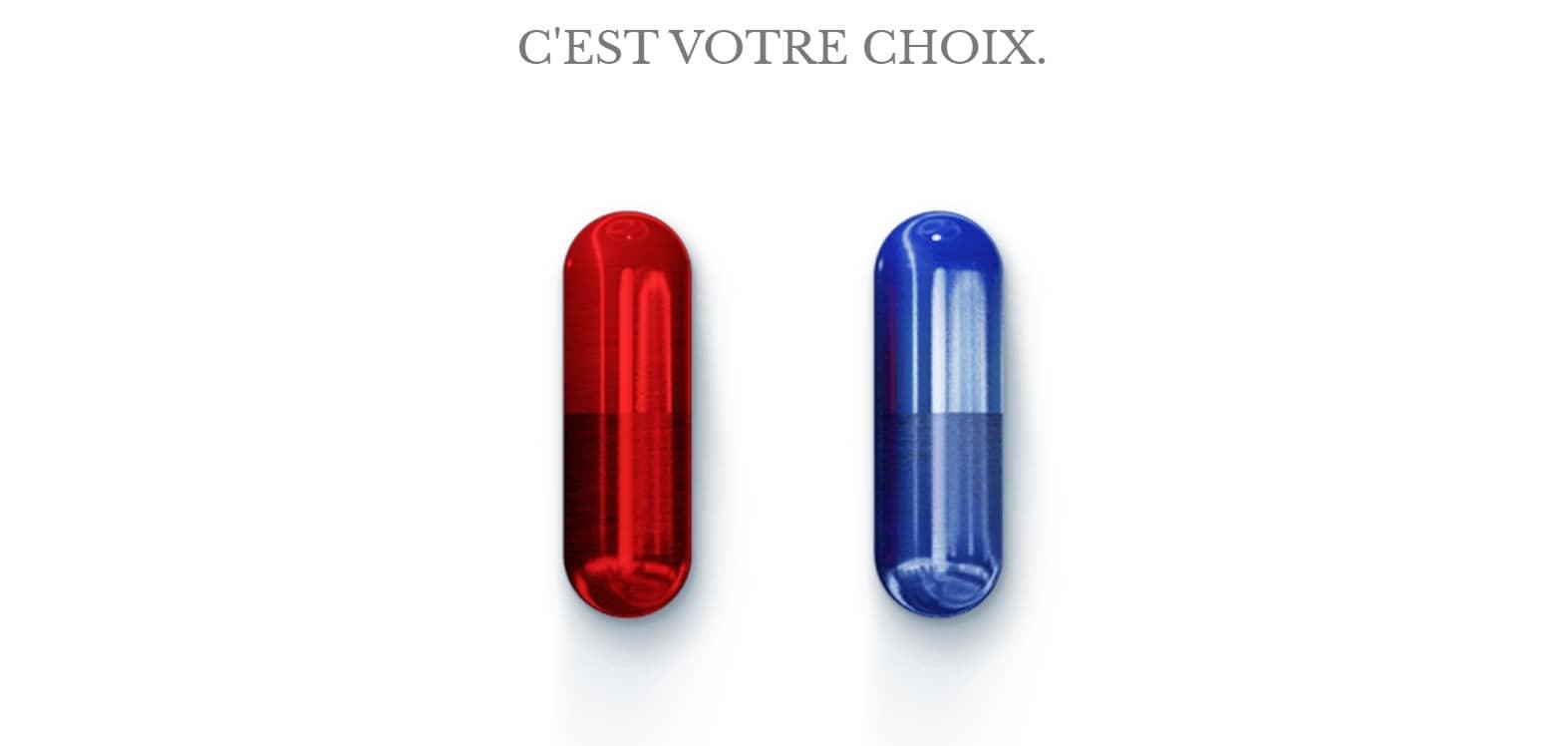 Matrix Resurrections : la pilule rouge ou la pilule bleue ?