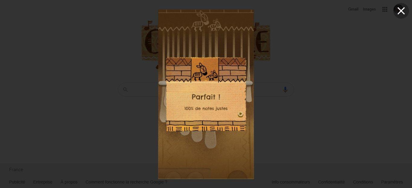 Doodle comment jouer du mbira