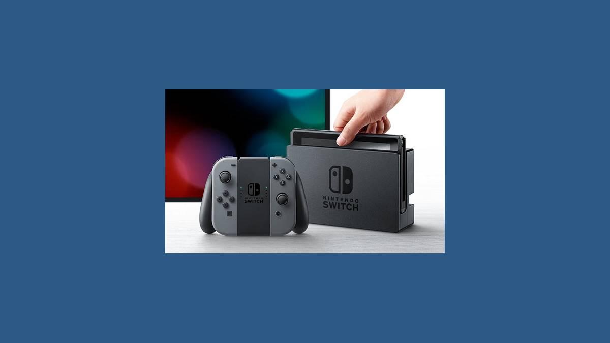 Nintendo Switch à prix cassé