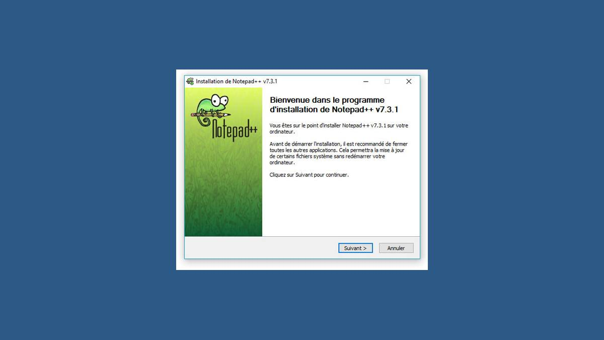 Notepad++ 7.3.1 Le super bloc note en 32 et 64bits