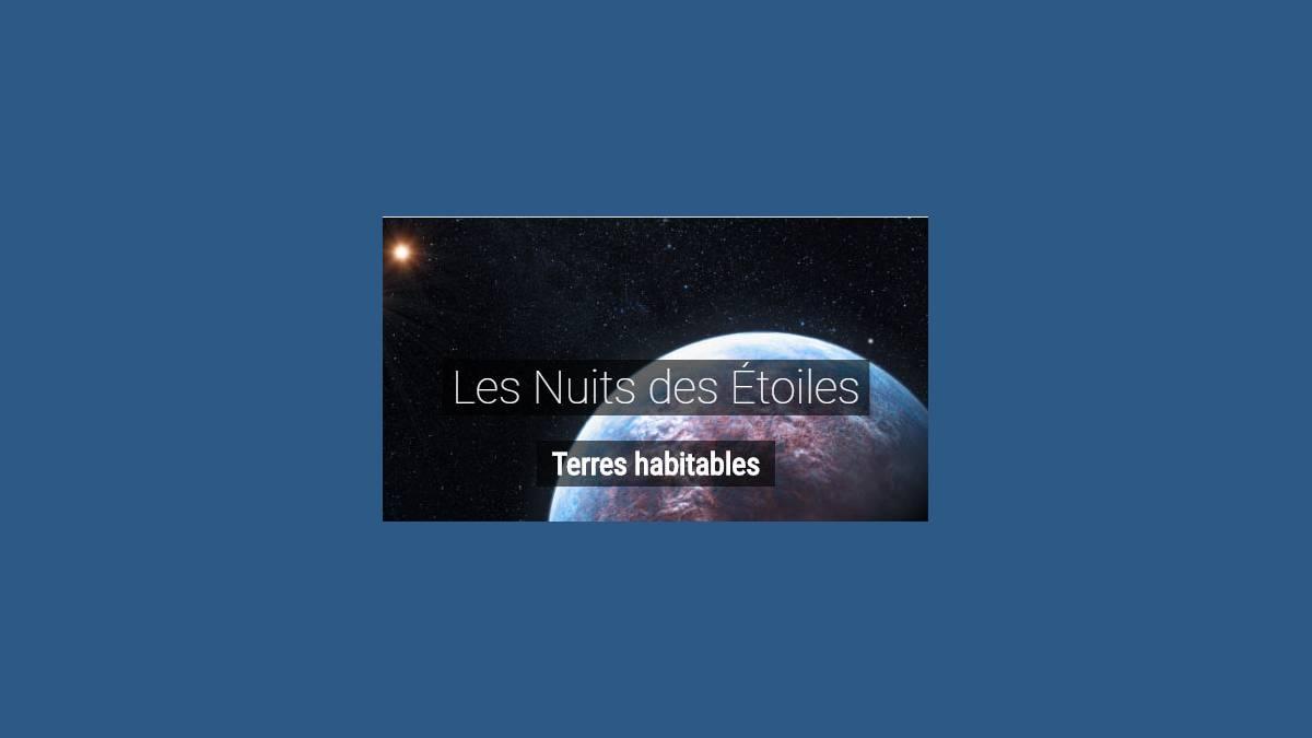 Nuit des étoiles 2017 #NDE2017