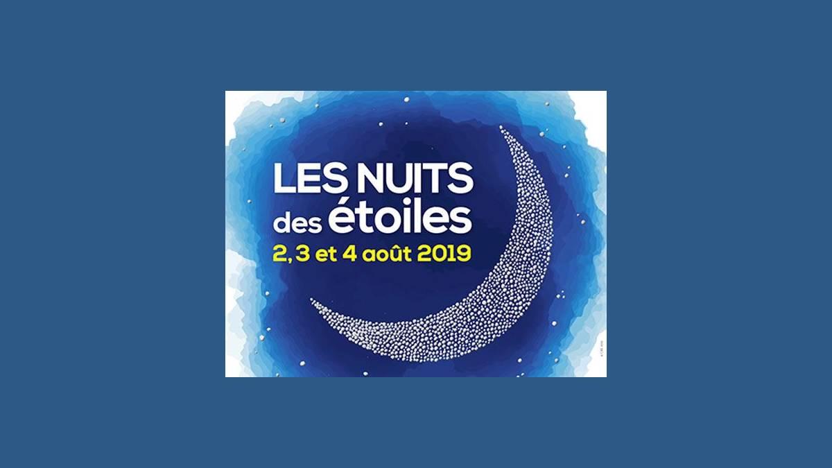 Nuit des étoiles 2019 #NDE2019