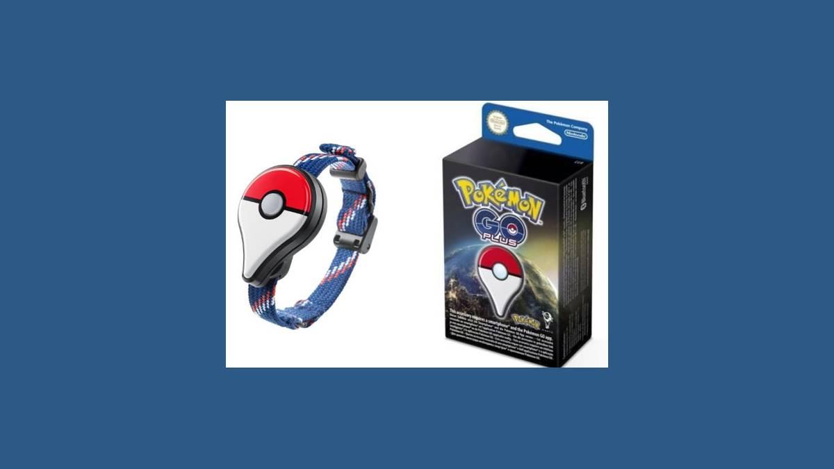 Pokemon Go Plus Smartwatch