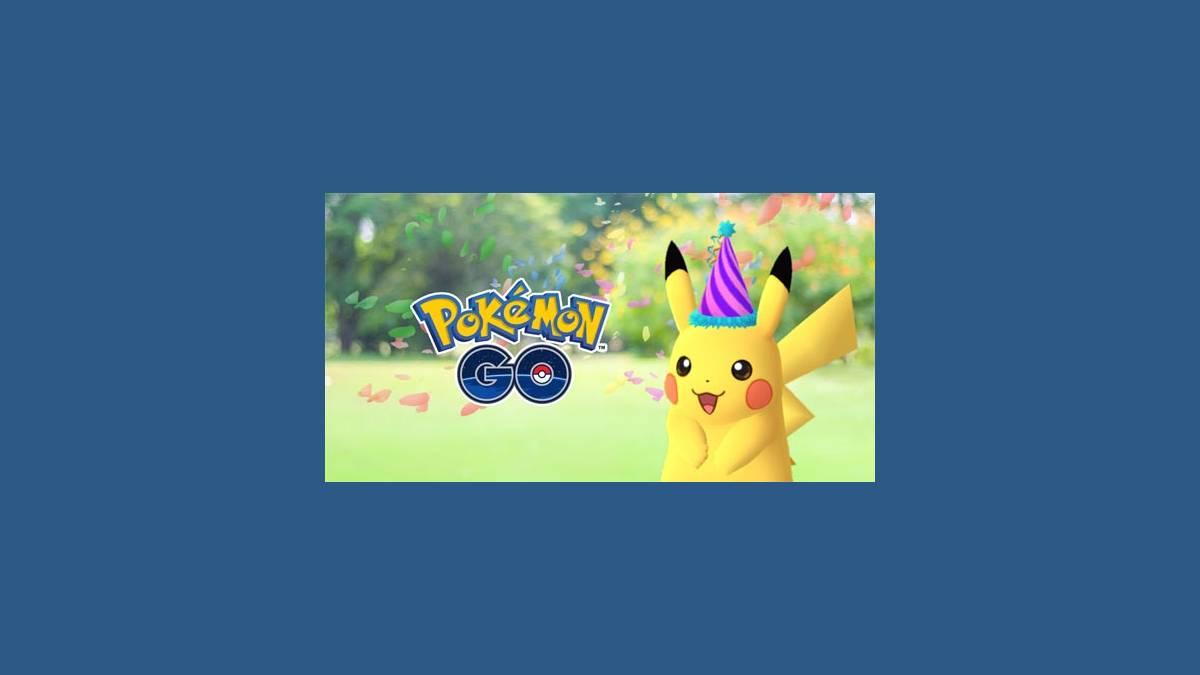 #PokemonDay avec un Pikachu festif