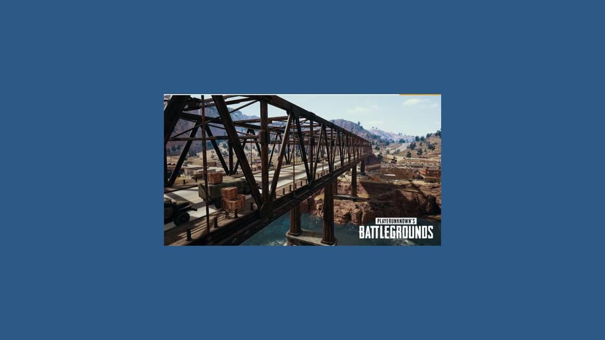 Capture jeu Playerunknown's Battlegrounds (PUBG)