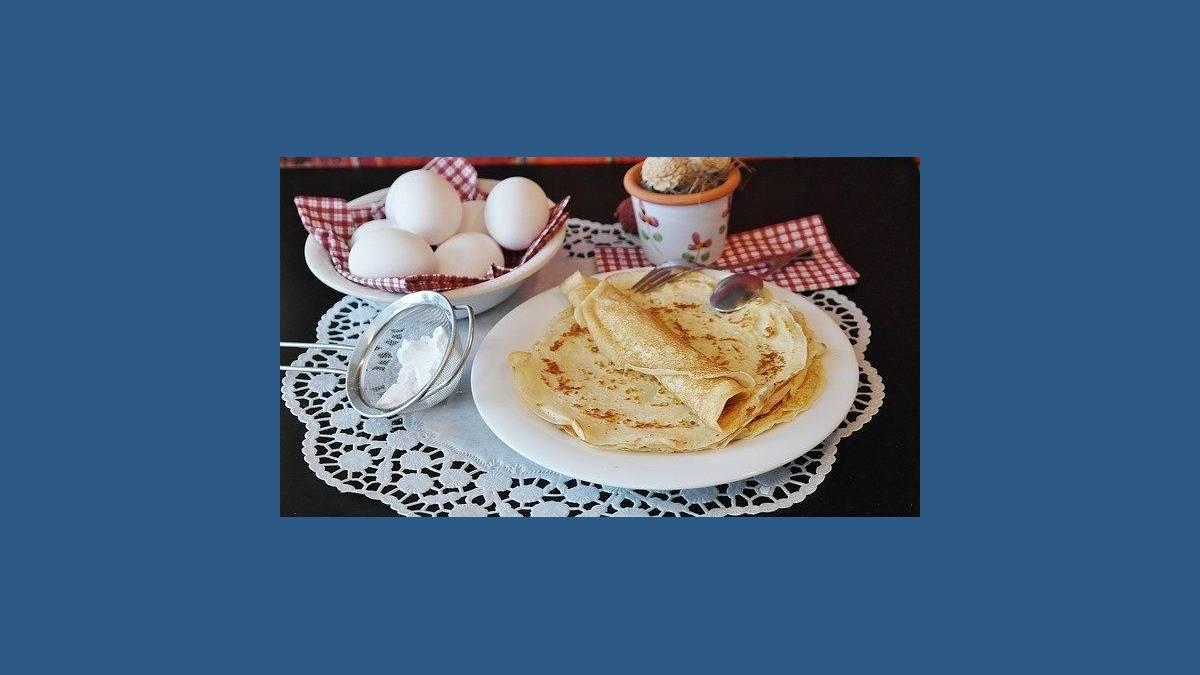 Recette de la pâte à crêpes facile et présentation