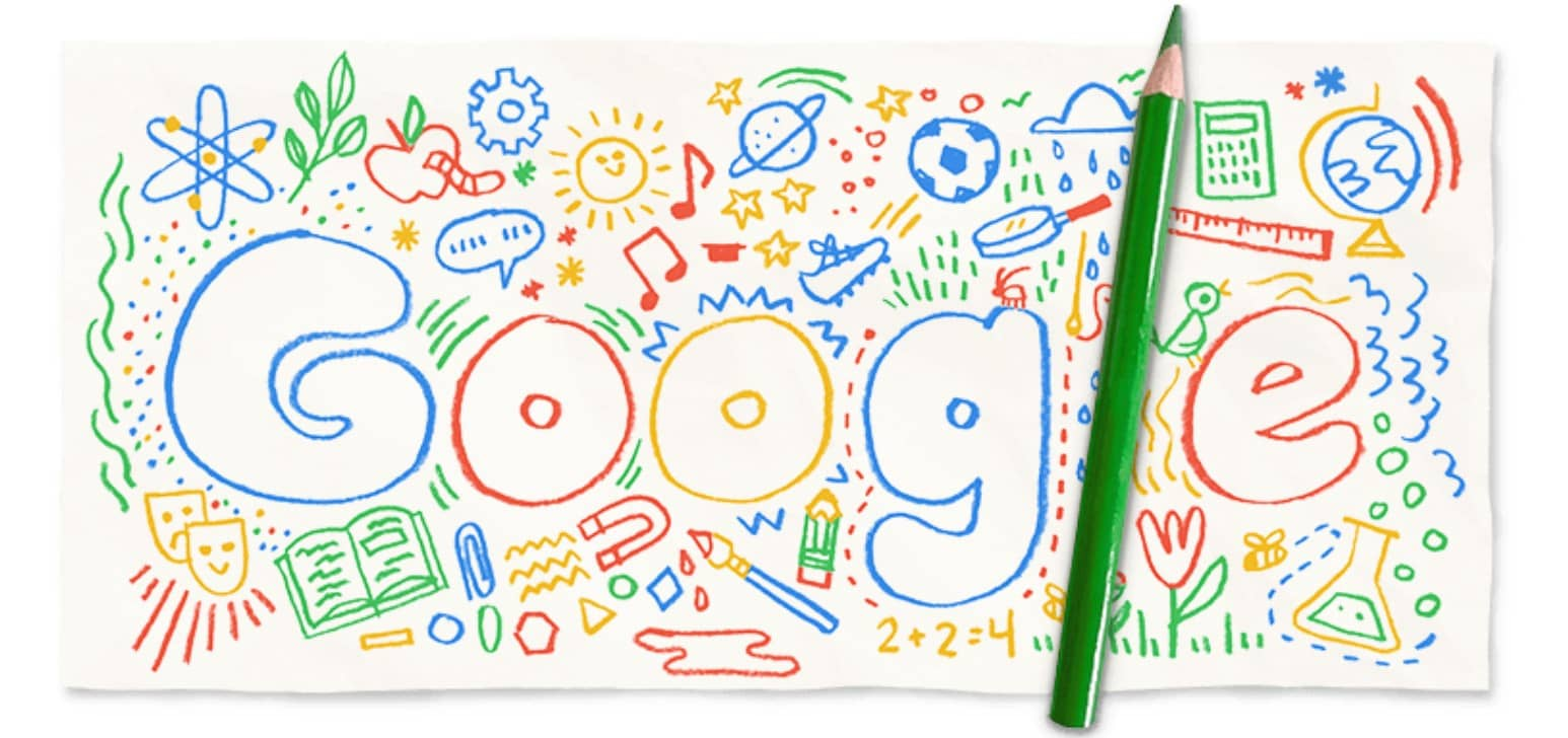 Doodle First Day of School 2021 (2 septembre)
