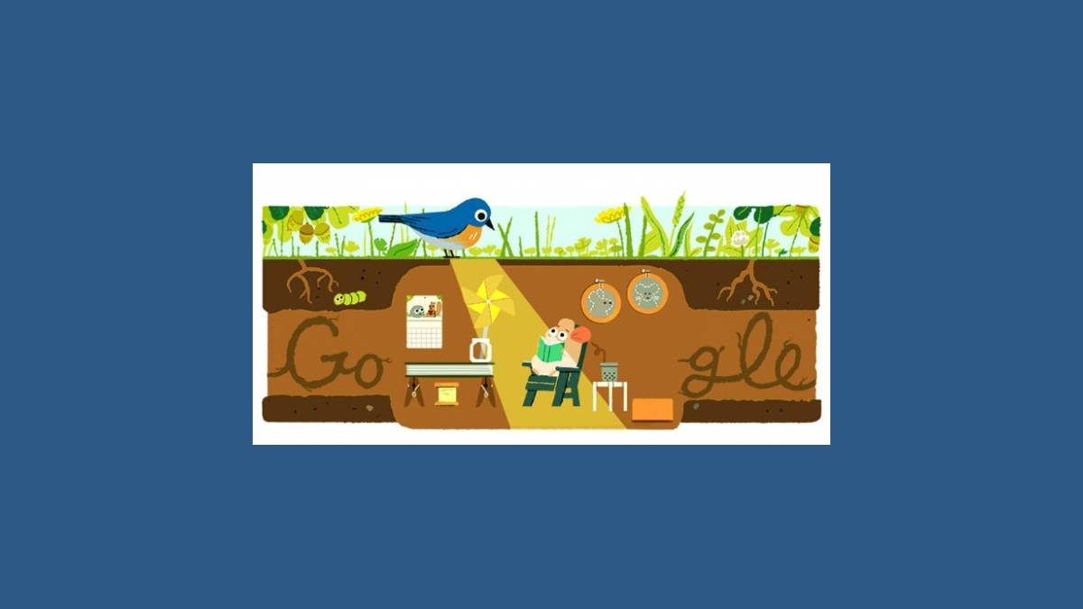 Doodle Google Solstice d'été
